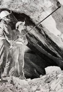 6 Operai nella miniera