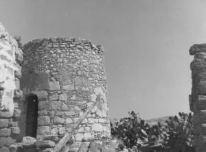 Il mulino a vento di Montefamoso 1981