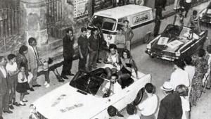 Via Atenea, Porta di Ponte (1966)