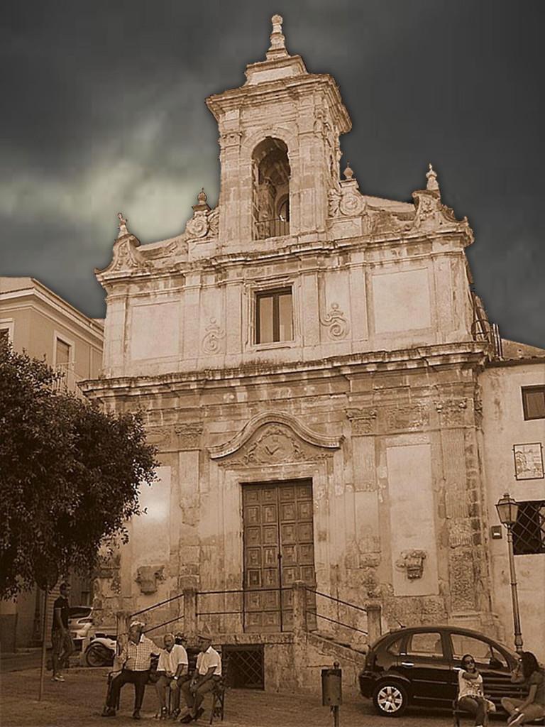 Aragona, Chiesa del Purgatorio